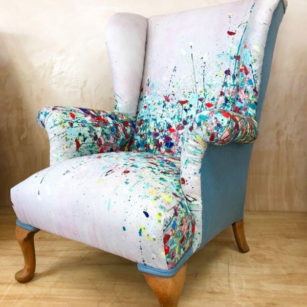 wingback-armichair-summer-flowers
